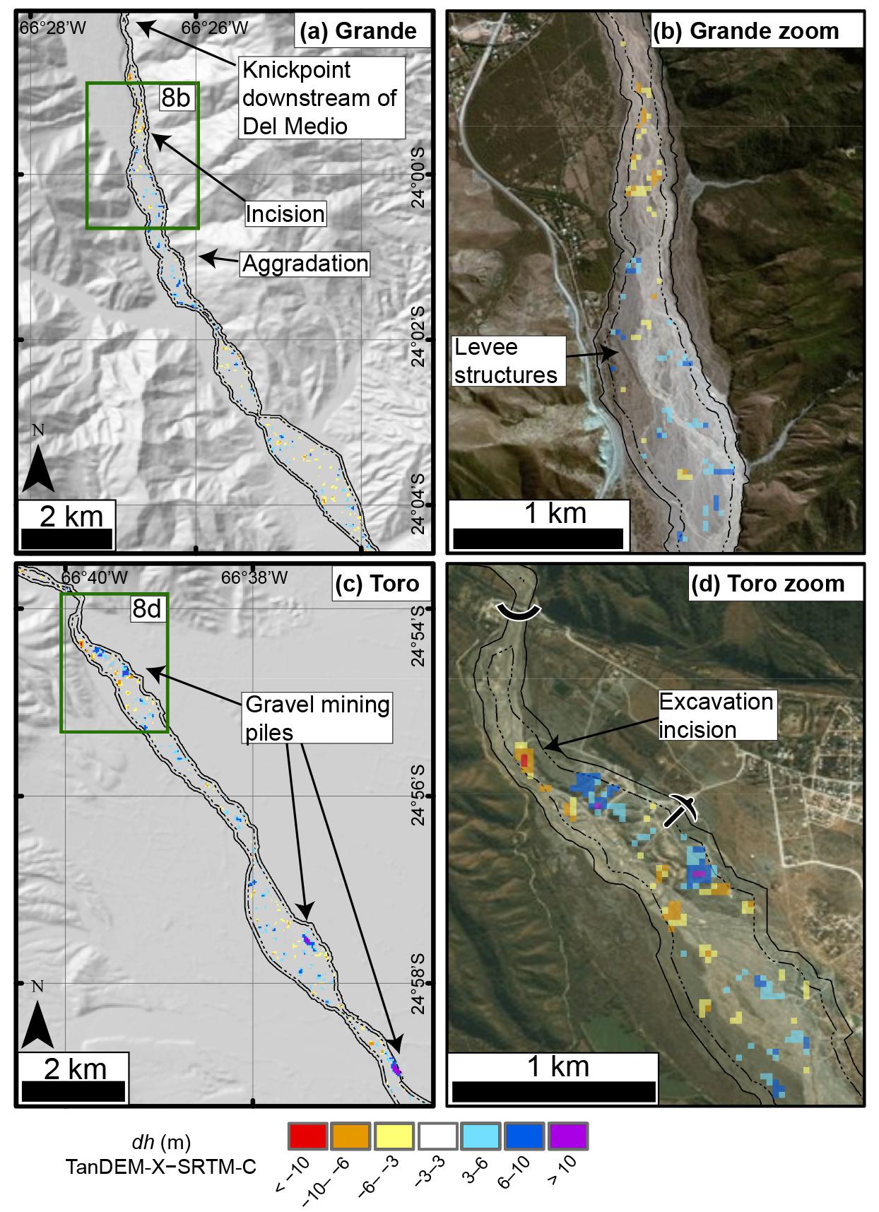 Esurf measuring decadal vertical land-level changes from srtm-c.