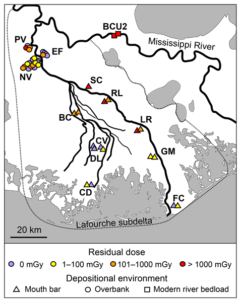 ESurf - Seeking enlightenment of fluvial sediment pathways by